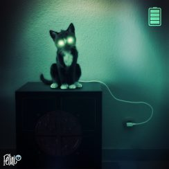 Charging Felini