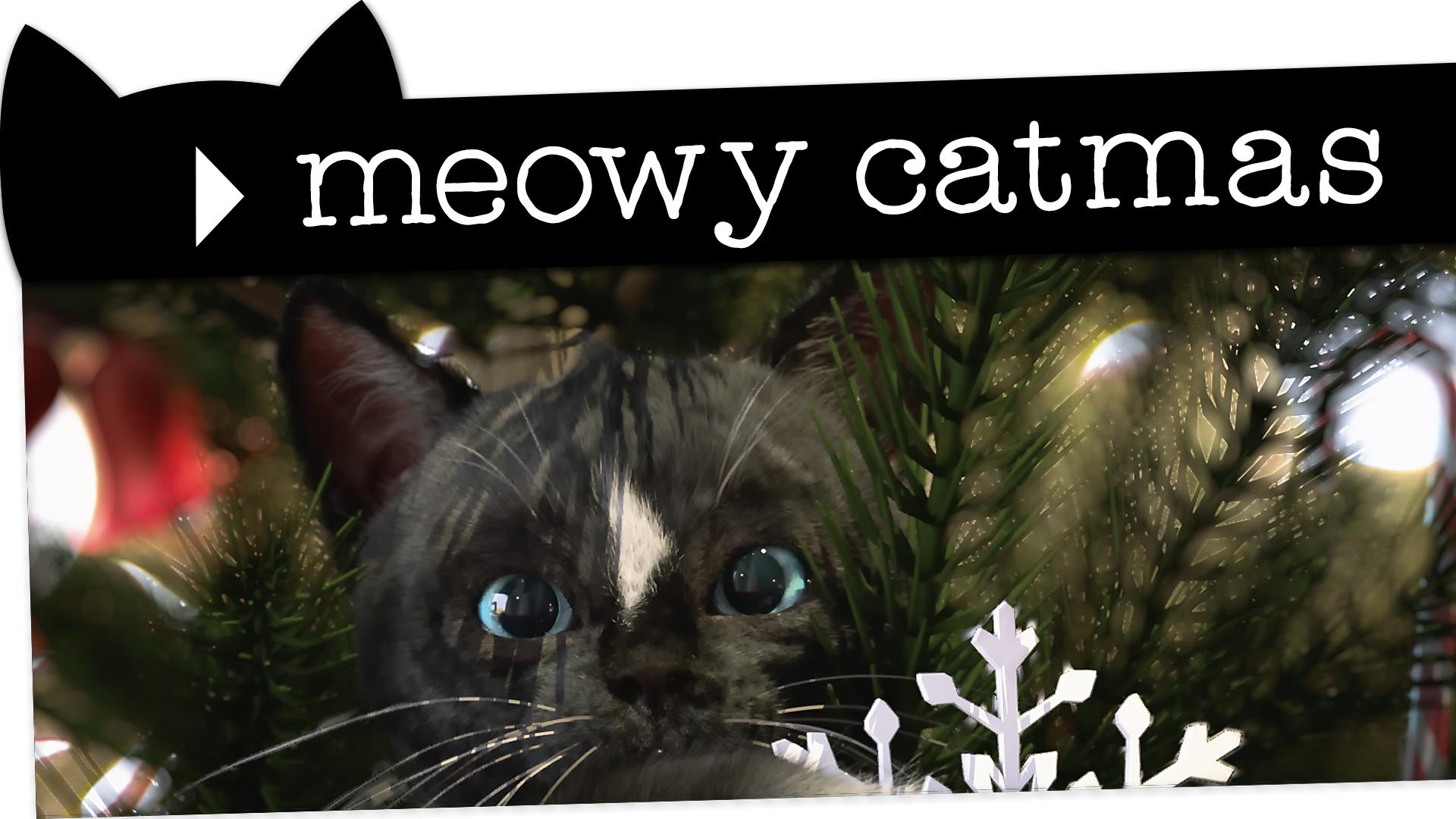 Felini =^..^= ~ Meowy Catmas – Video