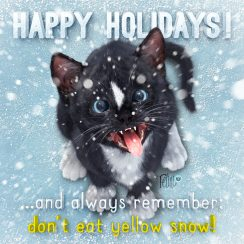 Felini =^..^= ~ Happy Holidays