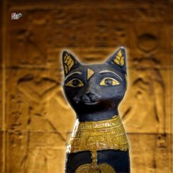 Felini =^..^= ~ Egyptian Cat God