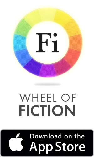 Wheel of Fiction Story Idea Inspiration for iOS users